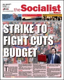 The Socialist issue 893