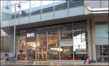 BHS in Leeds, photo by Mtaylor848 (Creative Commons)
