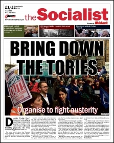 The Socialist issue 900