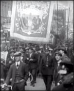 1926 General strike demonstration