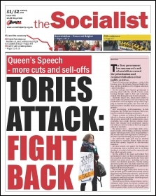 The Socialist issue 902