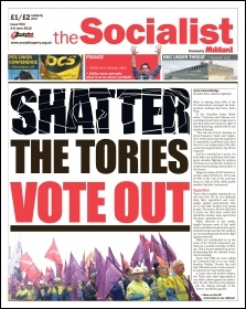 The Socialist issue 904