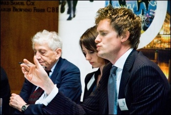 Tristram Hunt MP, photo Centre for Cities (Creative Commons)