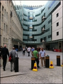 BBC Broadcasting House in London, photo by Deskana (Creative Commons)