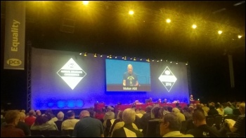 PCS conference 2016, photo by D Lunn