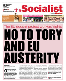 The Socialist, issue 905