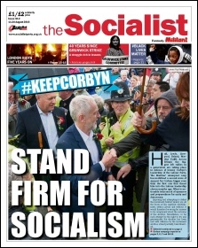 The Socialist issue 912