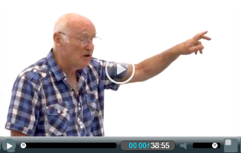 Peter Taaffe speaking at Socialist Party Summer Camp 2016