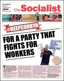 The Socialist issue 914