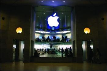 An Apple store in Paris photo Mikhail (Vokabre) Shcherbakov/Creative Commons