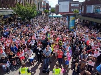 photo Stoke Socialist Party