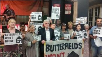photo Butterfields Won't Budge