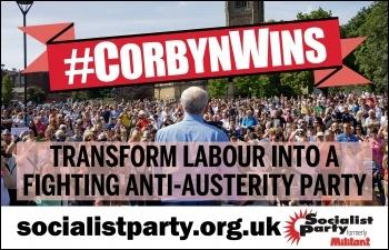 Jeremy Corbyn wins