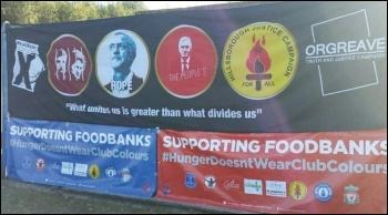 Spirit of Shankly's new banner