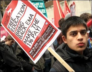 Bring back EMA! Photo by Senan