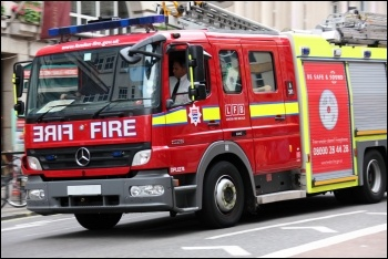 Labour-run Merseyside fire authority wants to close Wallasey fire station