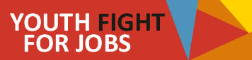 Youth Fight For Jobs logo