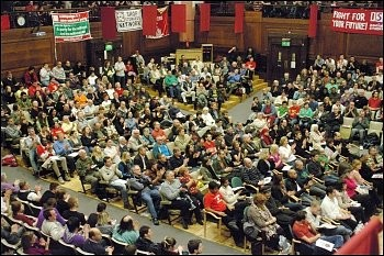 Socialism 2009, photo Rob Emery