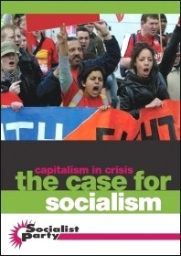 The Case for Socialism by Hannah Sell, cover by Denis Rudd
