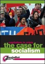 The Case for Socialism by Hannah Sell, cover design by Denis Rudd