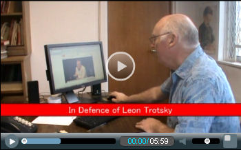 Peter Taaffe replies to Robert Service in defence of Leon Trotsky