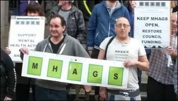 MHAGS lobby 6.10.16, photo by A Tice