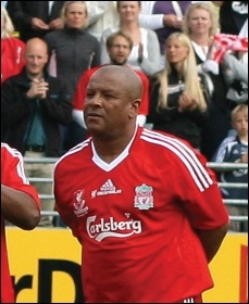 Former Liverpool FC player Howard Gayle turned down an honour from the Tories, photo by Jarle Vines (Creative Commons)