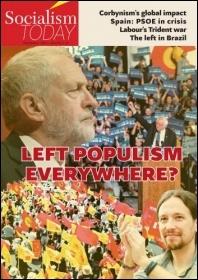 Socialism Today, November 2016