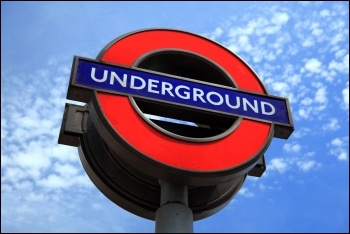 Transport union RMT has won a big victory on the tube - and announced strikes in two other Underground disputes, photo by Petr Kratochvil (Creative Commons), photo by Petr Kratochvil (Creative Commons)