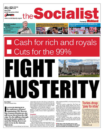 The Socialist issue 926