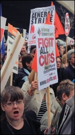 Newham Labour plans to sack and reinstate workers on inferior pay and conditions, photo by Senan