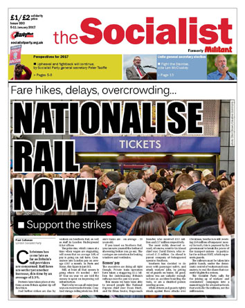The Socialist issue 930