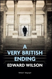 'A Very British Ending' tells the story of real political events through a fictional spy