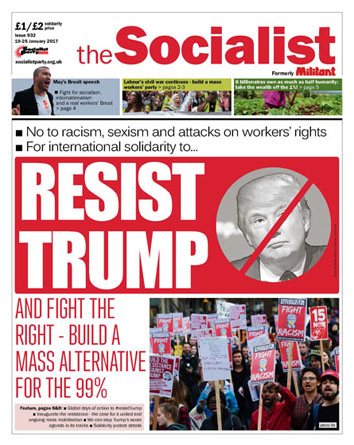 The Socialist issue 932