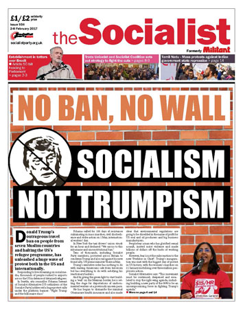 The Socialist issue 934