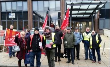 Fujitsu strikers, Stevenage, 29.2.17