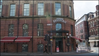 Malmaison Hotel in Leeds photo Wikimedia