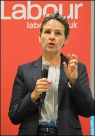 Labour MP Mary Creagh has flouted the EU referendum results and her own constituents' wishes by voting against leaving the EU, photo by Rwendland (Creative Commons)