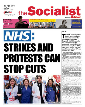 The Socialist issue 940