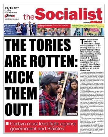 The Socialist issue 941