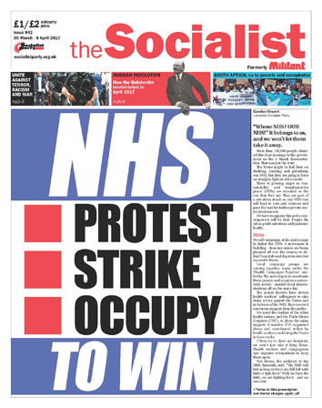 The Socialist issue 942