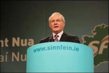 Martin McGuinness photo Sinn Fein/CC