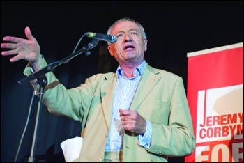 Livingstone's often clumsy remarks have been used by Labour's right wing as a stick to beat Corbyn with photo Paul Mattsson