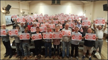 Solidarity with Jobstown photo Neil Cafferky