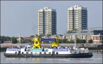 Woolwich ferry photo BL2002/C