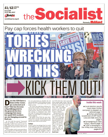 The Socialist issue 948
