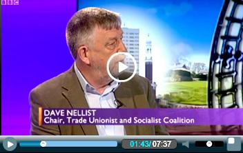 Dave Nellist on BBC