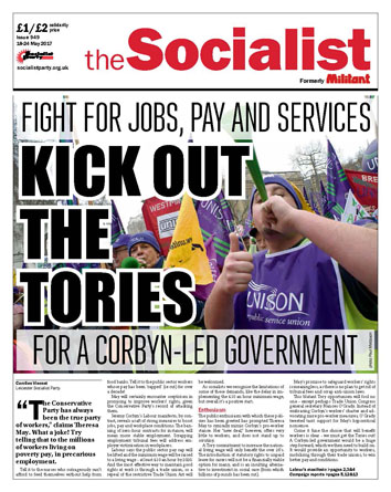 The Socialist issue 949