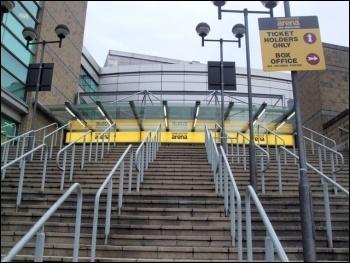Manchester Arena photo Paul Gillett/CC