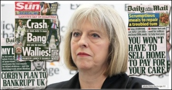 The media, May and the general election